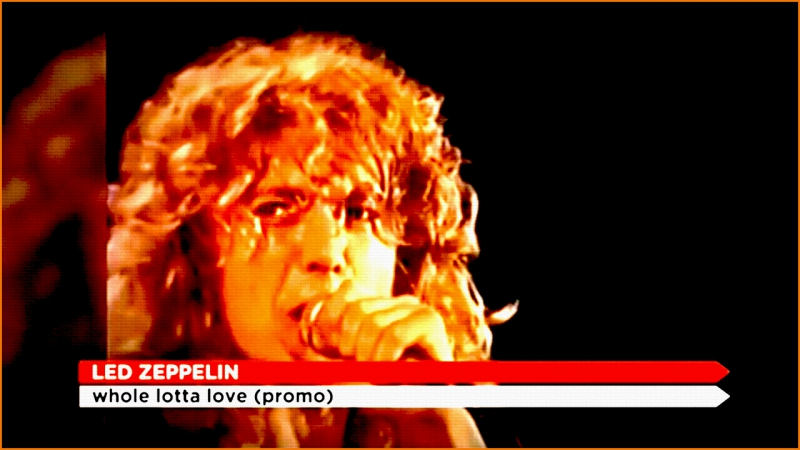 Led Zeppelin «Whole Lotta Love (promo)» (1997)