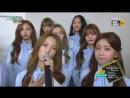 170804 리얼걸프로젝트 수지 P.O.P 설 스페셜mc 여자친구CLC 컴백인터뷰