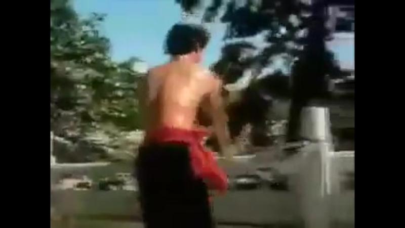 БИЕО Тренировки молодого Джета ЛИ