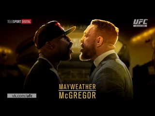 Mayweather vs. McGregor Promo - Undefeated