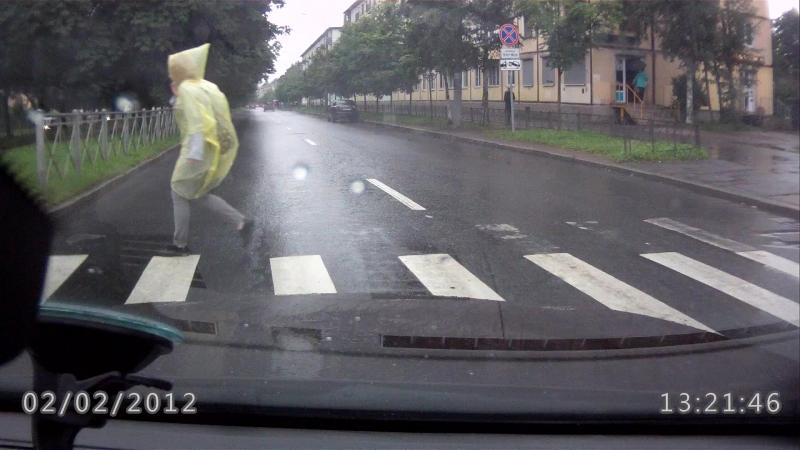 Бессмертный пешеход