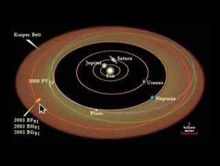 33. Pluto and Its Cousins