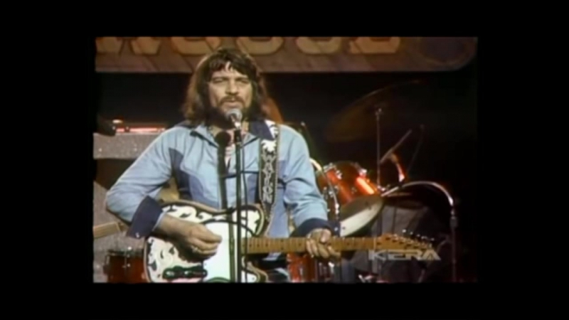 Waylon Jennings T For Texas