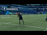 Top 10 2017 NFL Combine moments.