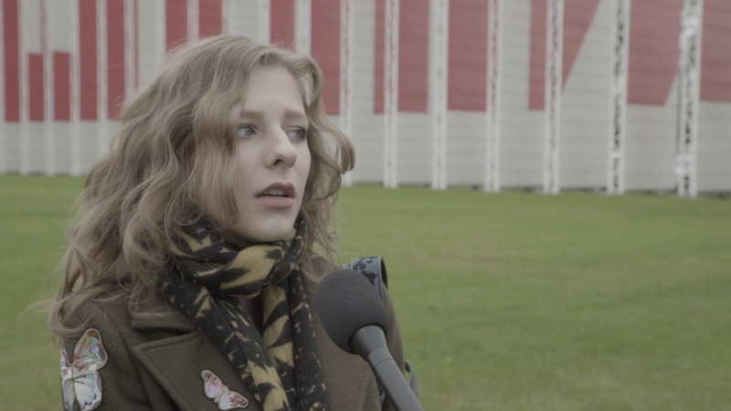 Елизавета Арзамасова - актриса театра и кино, попечитель благотворительного фонда Старость в радость.