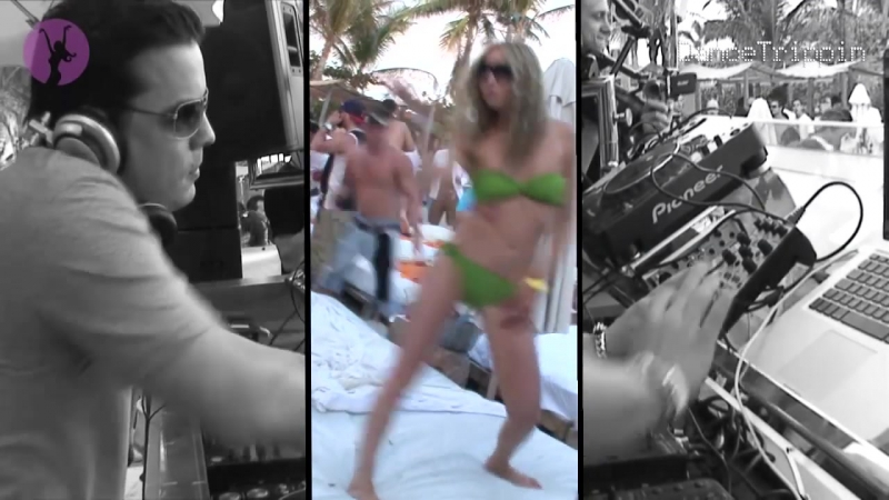 Tocadisco _ Nikki Beach Miami DJ Set _ DanceTrippin
