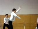 Yang Yang Xinjiang Dance