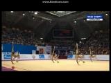 Золото российских гимнасток