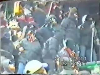 Подборка итальянского оф 90-00гг. часть 3. \ best of italian ultras fights vol.3