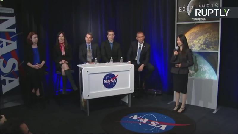 Экстренная пресс конференция NASA - найдена ЖИЗНЬ за пределами Солнечной системы!?