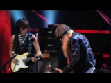 Jeff Beck, Billy Gibbons, Tal Wilkenfeld - SIXTEEN TONS (Ernie Fords caver)