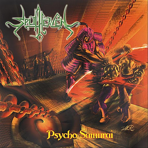 Split Heaven альбом Psycho Samurai