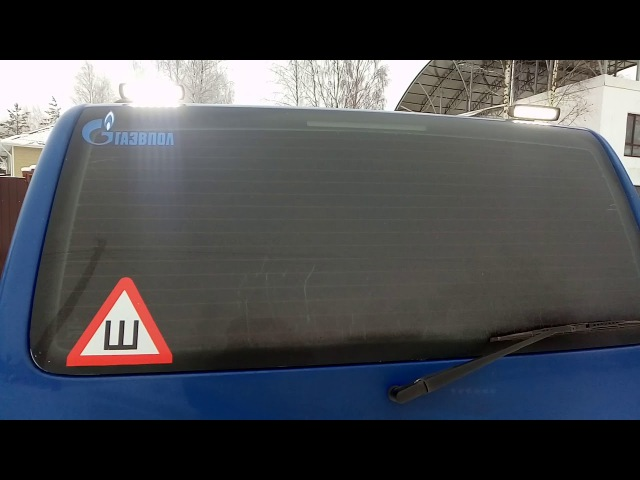 Mercedes vito 2Экспромт V220 CDI с люстрой