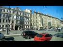 Автобусная экскурсия по Санкт Петербургу 1 часть