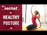 Healthy Posture with 5 Simple Exercises