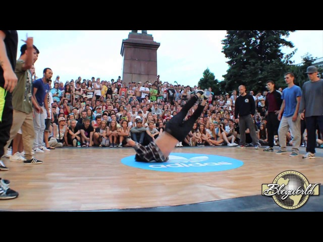CRAZY STAN vs RUFFNECK ATTACK (YALTA SUMMER JAM 2014) WWW.BBOYWORLD.COM