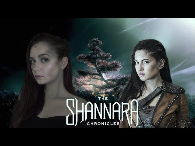 |VB| The Shannara Chronicles | Make Up Tutorial |Eretria|