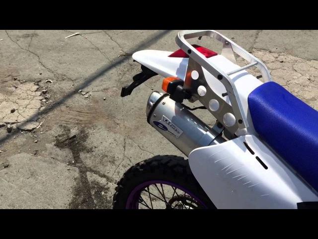 Yamaha ttr 250 karb mikuni