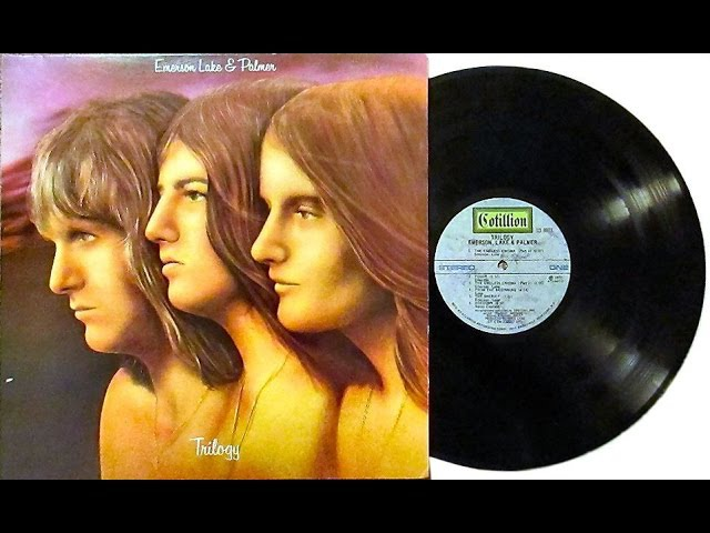 Emerson Lake Palmer - From The Beginning