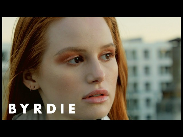 Riverdale's Madelaine Petsch in Winter's Most Buzzed-About Makeup Trends | Beauty Test | Byrdie