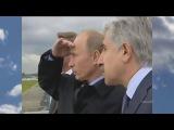 Su-35 and T-50 modern technologies fly like a UFO