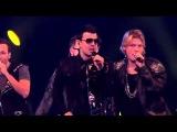 New Kids On The Block &amp Backstreet Boys Live in London NKOTBSB Tour