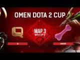 LQ vs ChewToy - map 3 - Omen Dota 2 Cup