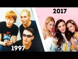 КАК МЕНЯЛИСЬ ХИТЫ С 1997 ПО 2017