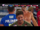 CrossFit Games 2017 Day 3 Men Muscle-Up & Clean Ladder Event 9
