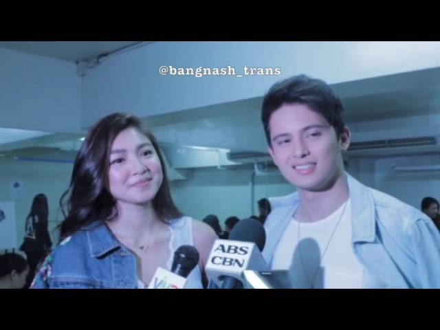 {ENG SUB} JaDine Talks about FHM Sexiest List and Team Real