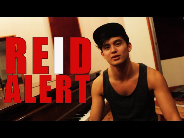 James Reid: Why he's excited about Reid Alert!