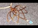 Lotus pendant - hướng dẫn làm mặt dây chuyền hoa sen. 83