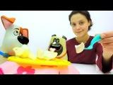Детский сад #КАПУКИКАНУКИ. Вторая смена. #Игрушки из мультика Тайная жизнь домаш ...
