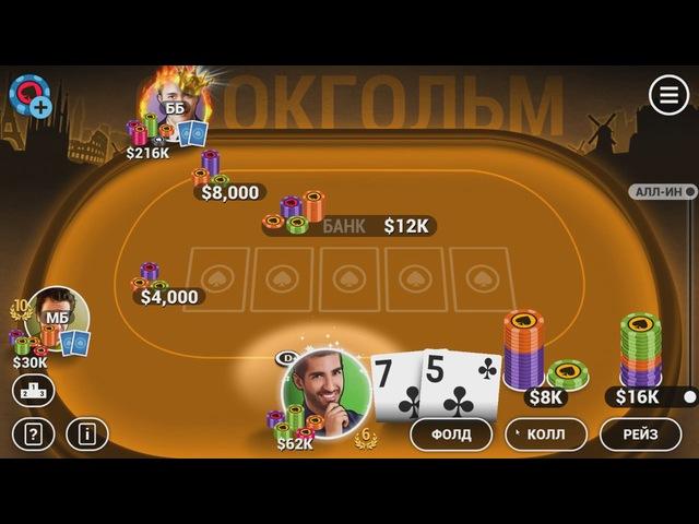 Poker World Stockholm Golden Trophy