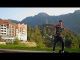 Ioann-AlacranAnimation - Illusion Dance SOCHI 2017 Rosa Hutor