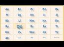 Немецкий алфавит — Deutsches Alphabet