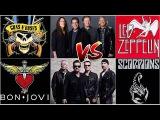 U2,Scorpions,Guns N' Roses,Bon Jovi,Led Zeppelin,The Eagles  Greatest Hits - Top 30 Classic Rock
