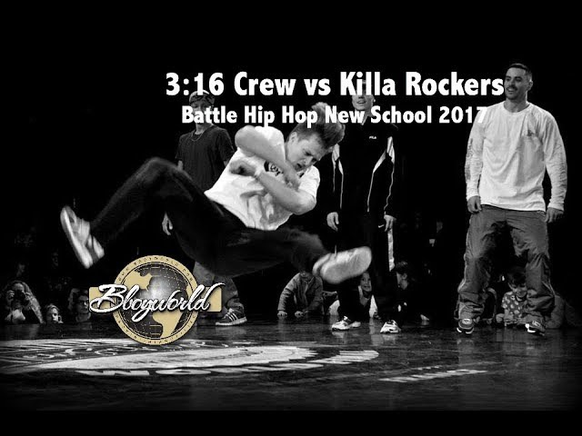 3:16 Crew vs Killa Rockers [Semi-Final] Bboy World Battle Hip Hop New School 2017