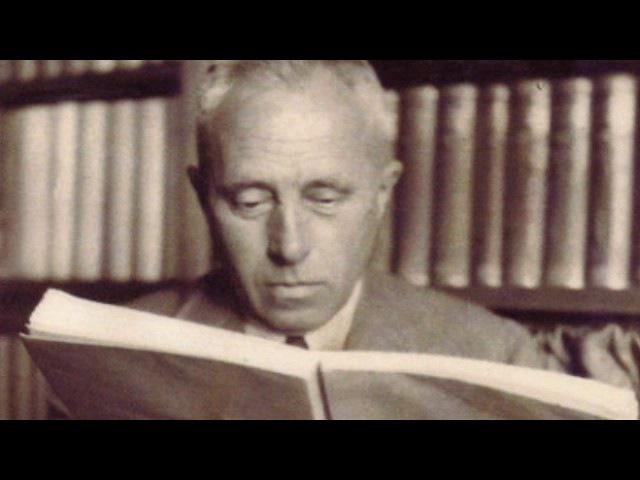 Йохан Хёйзинга, нидерландский философ (радиопостановка)