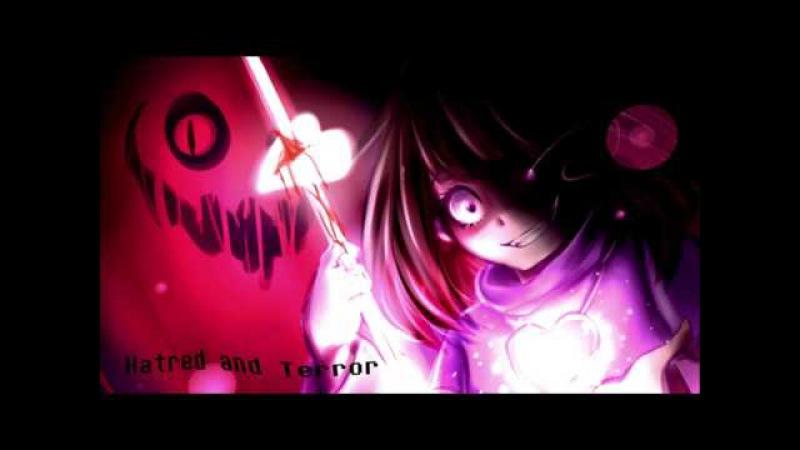 Hatred and Terror (Glitchtale Betty Theme) [Undertale Remix] {Darkronaut}