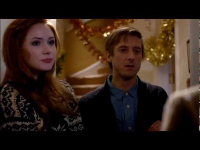 Crying When you are happy Doctor Who Tribute [Christmas Special]