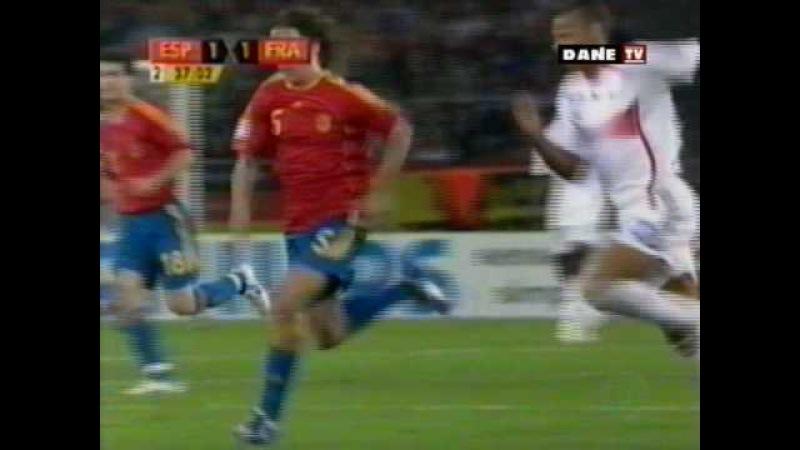 Copa do Mundo 2006 Oitavas França x Espanha