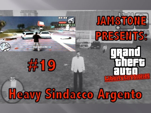 GTA LCS Special Vehicle Guide Part 19 (Obtaining a Heavy Sindacco Argento)