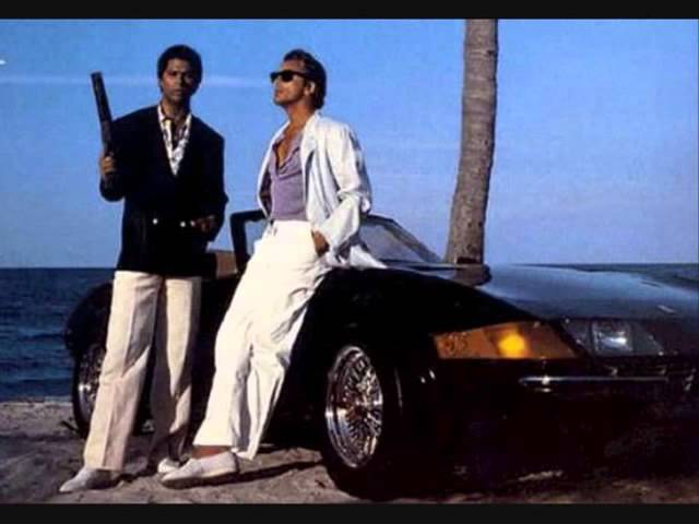 Miami Vice The Trial and Search Jan Hammer