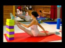 Escuela Sudamericana de Ballet-part 12th- flexibility-Stretching exercises- class-