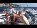 Италия остров Капри Capri на катере вокруг острова Капри 9 Авиамания