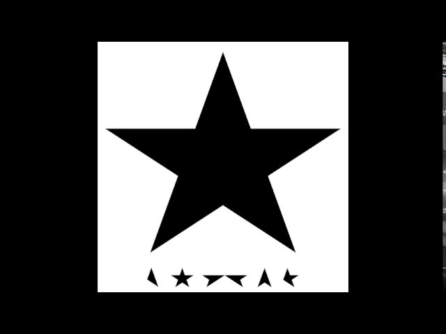 David Bowie- Blackstar (Full album)