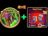 ROYAL REVOLT 2 - PAL FLUTE TRICK (Item to cast 2 spells with the beast!)