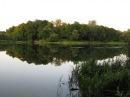 Курск. Моква. Озеро возле кафе Причал 02.08.2009