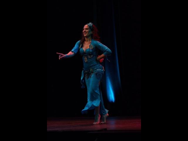 Egyptian Baladi Dance by Lolie